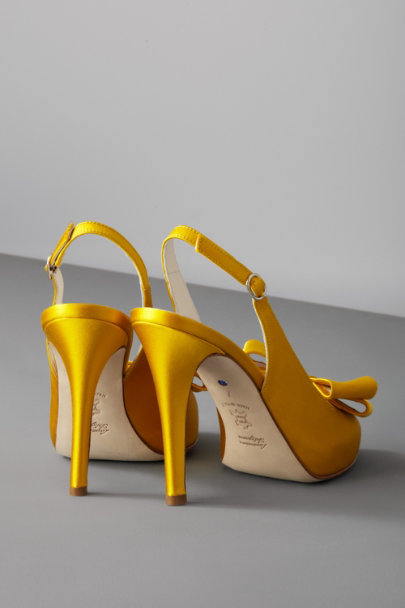 View larger image of Bow-Topped Slingbacks