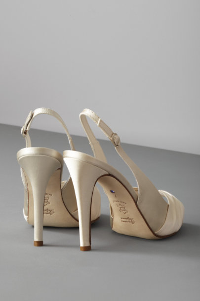 Ivory Threshold Slingbacks | BHLDN