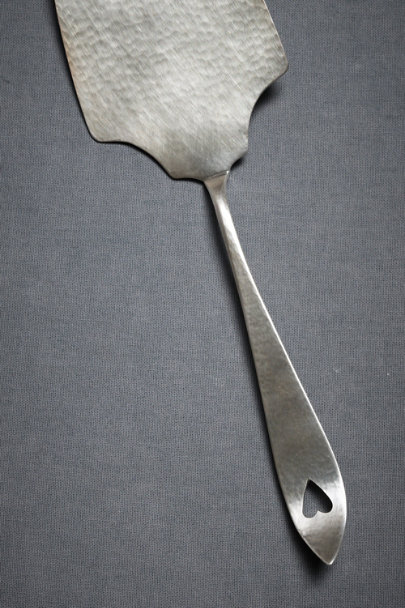 pampaloni Silver Ever Thine, Ever Mine Cake Server | BHLDN