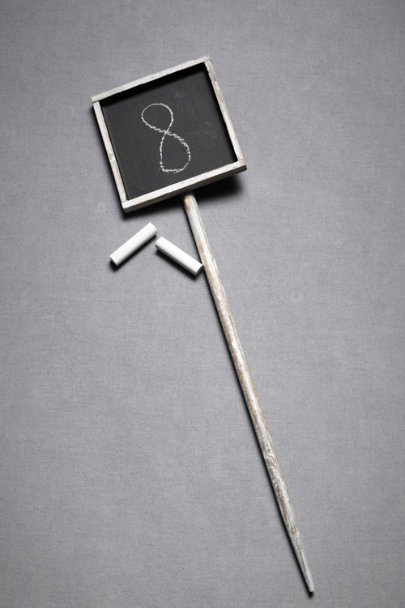 View larger image of Chalkboard Stake