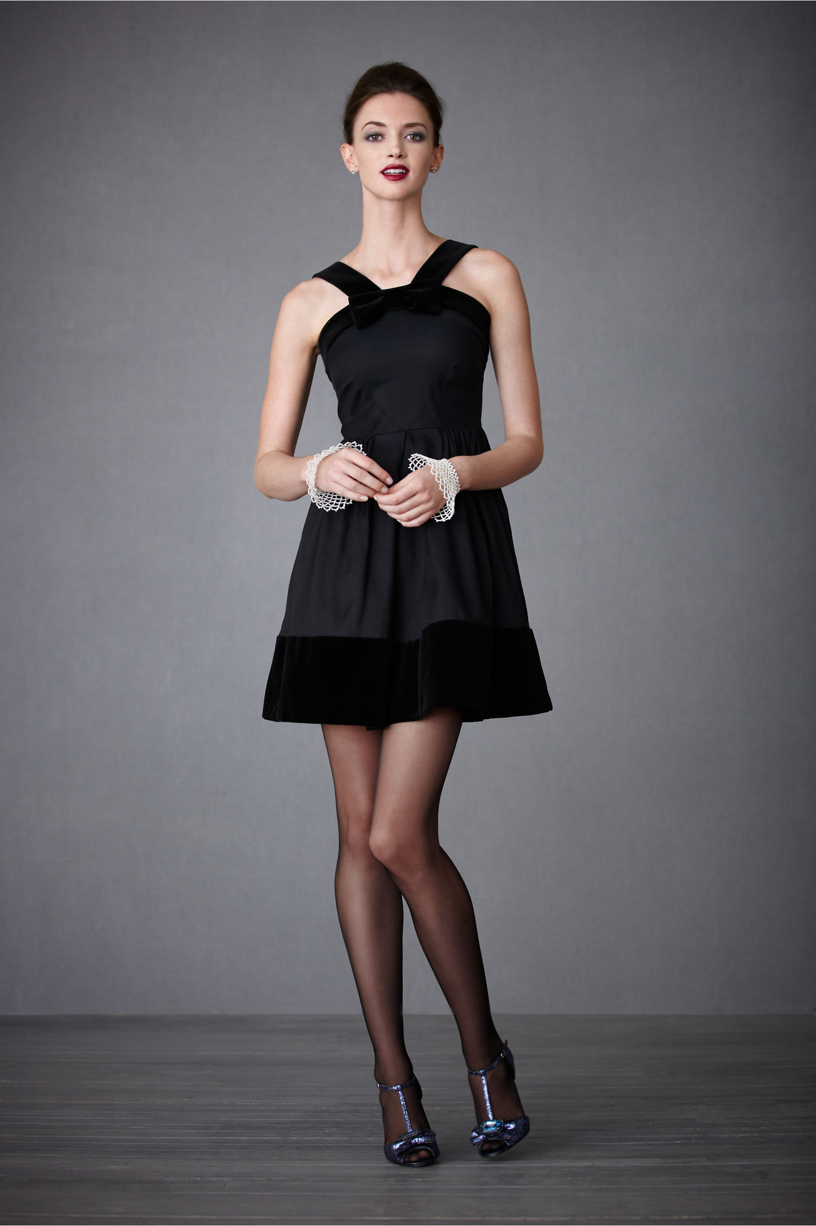 Short dresses for black tie wedding