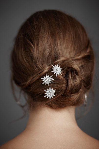 View larger image of Compass Rose Hairpins
