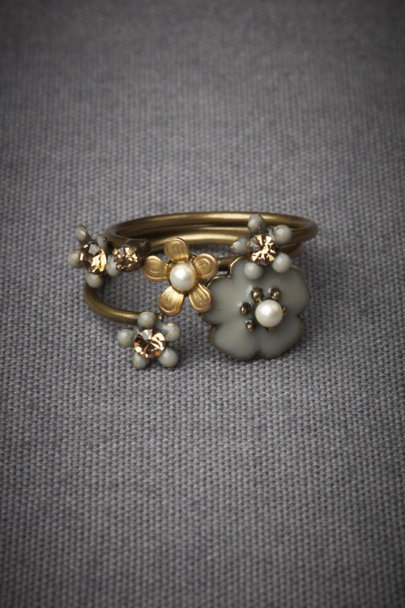 View larger image of Autumnal Stacking Rings