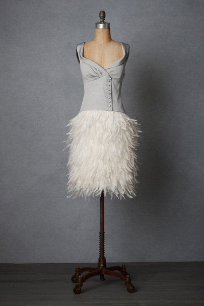 View larger image of Frolicking Feathers Skirt