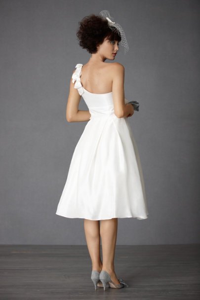 Ivory Afternoon Social Dress | BHLDN