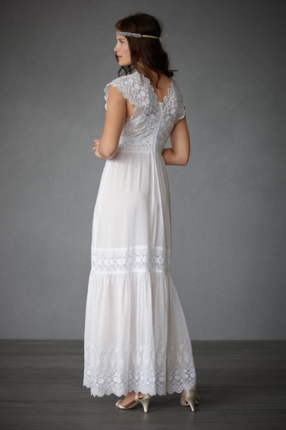 View larger image of Lacy Lanes Gown