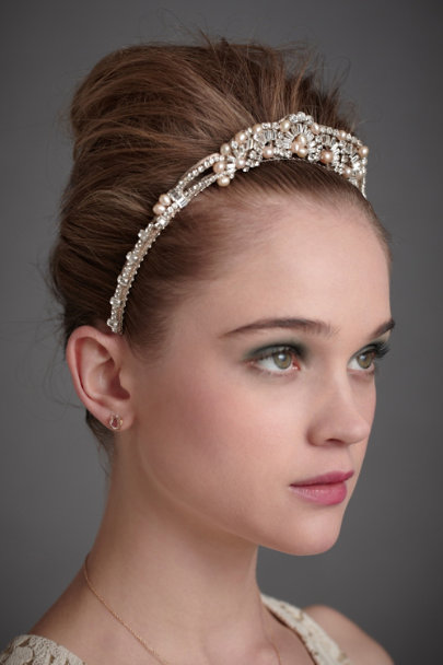 Crystal Atlantis Tiara | BHLDN