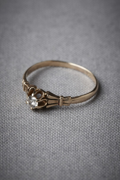 Gold Possession Ring | BHLDN