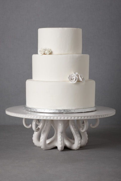 View larger image of Tentacled Server Cake Stand