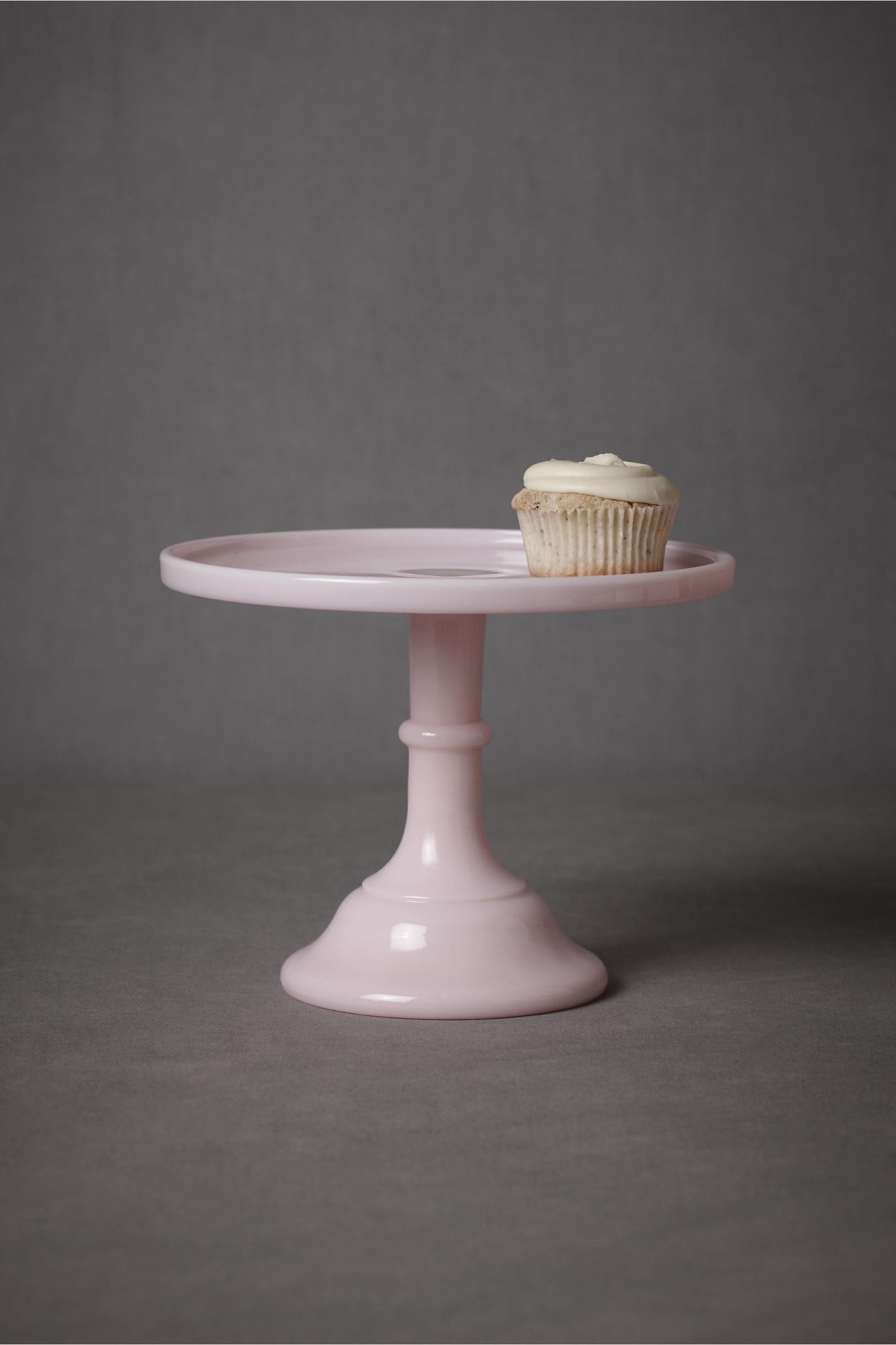 large shop bella cake stand bon hue copy decor soft turquoise leo rimmed rosanna pedestal img