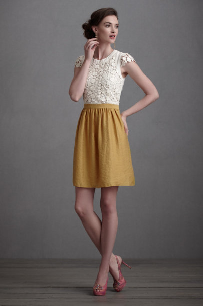 View larger image of Yarrow-In-Flower Dress