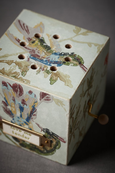 View larger image of Hidden Ballad Music Box