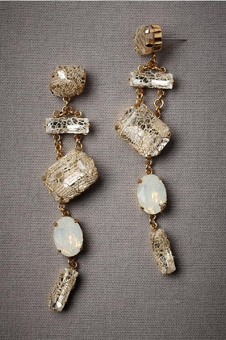 Trussed Twinkles Earrings
