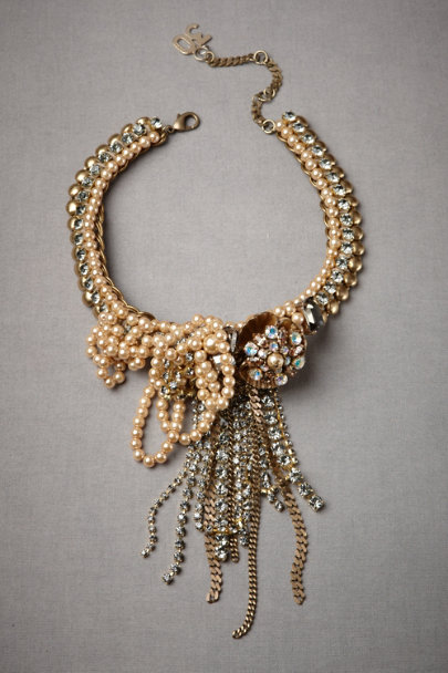 Pearl Swell-Of-Radiance Necklace | BHLDN