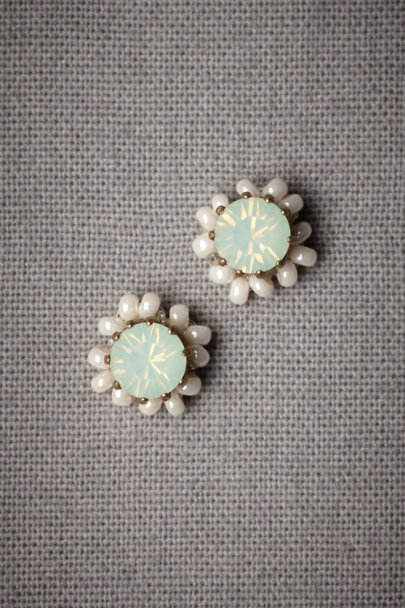Slate Sky Deity Earrings | BHLDN