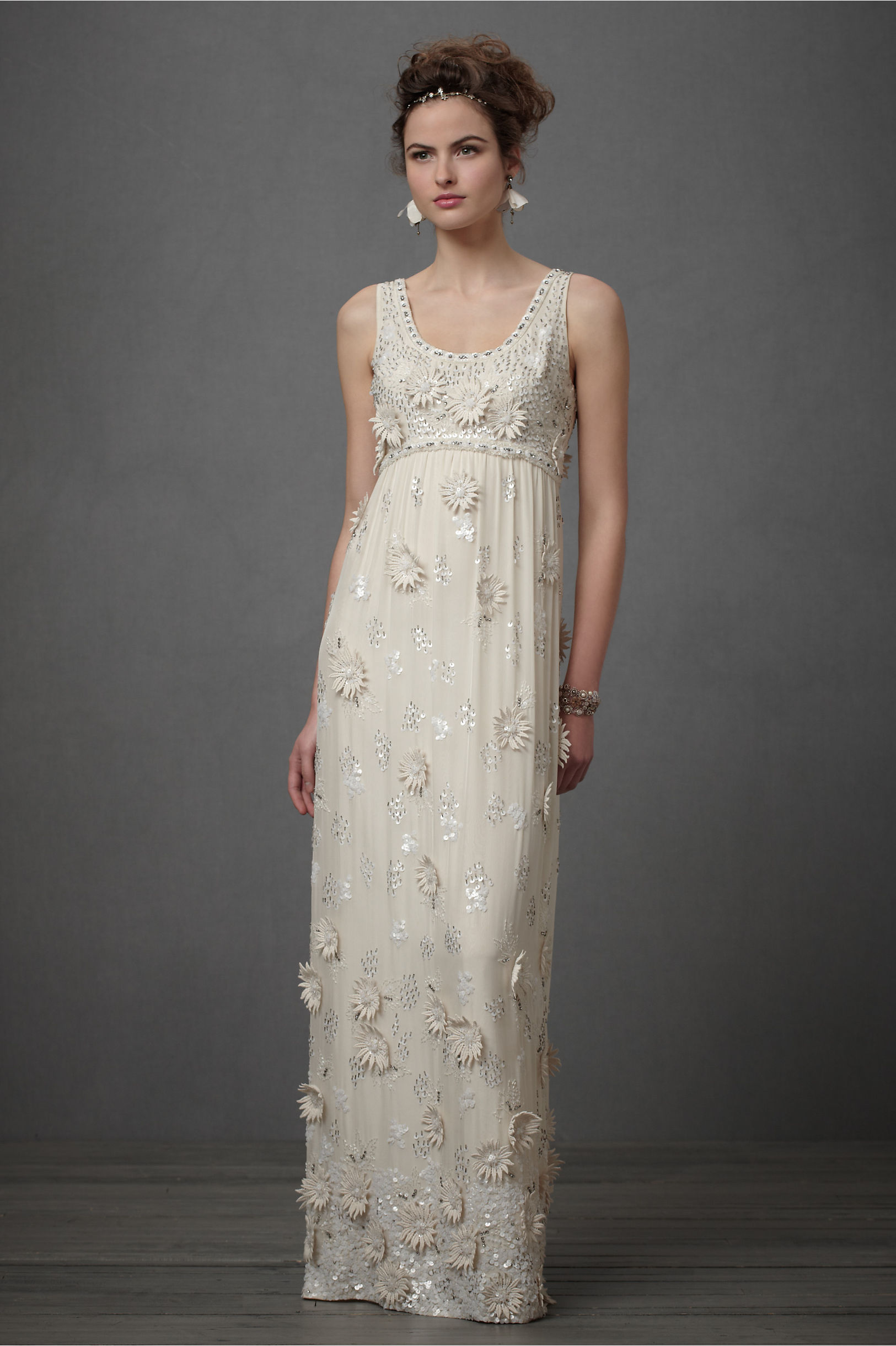 Vintage Inspired Gown