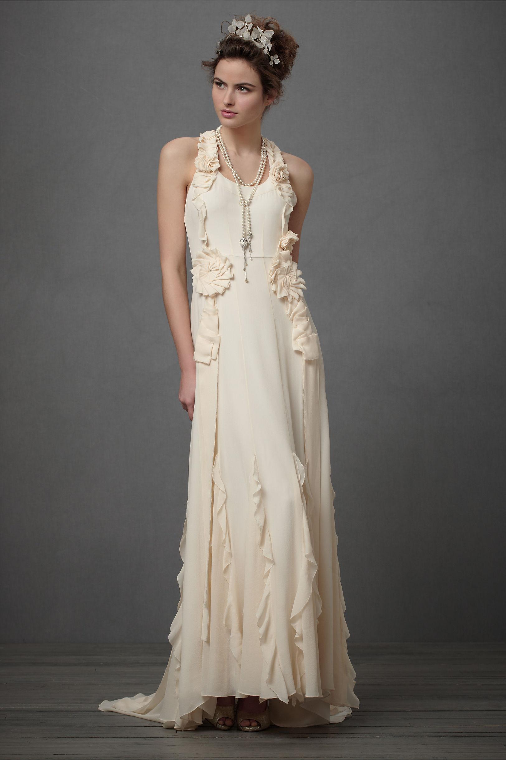 Avante-Garde Gown in Bride | BHLDN