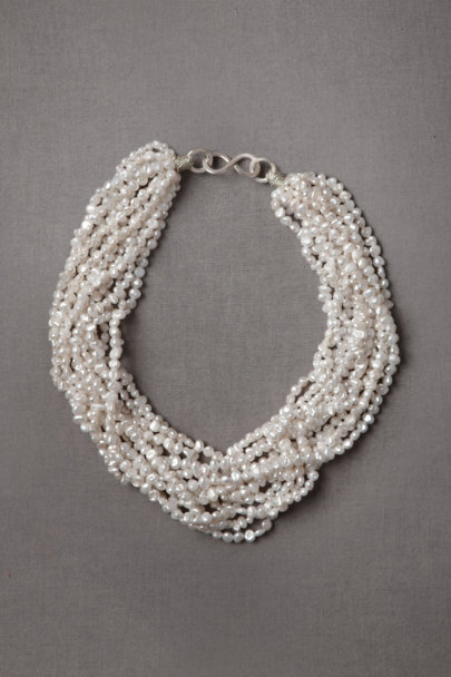 Pearl Mellifluous Necklace | BHLDN