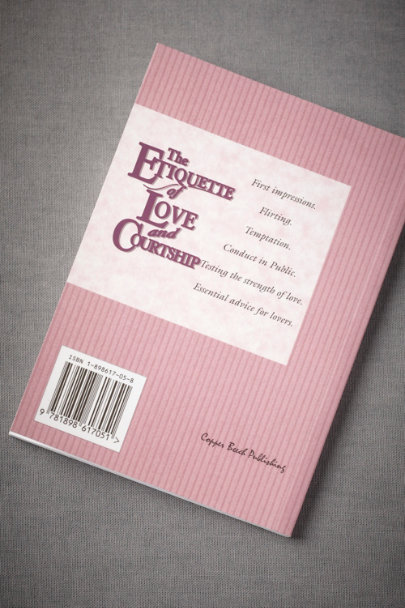 Multi The Etiquette of Love and Courtship: A Guide for Romantics | BHLDN