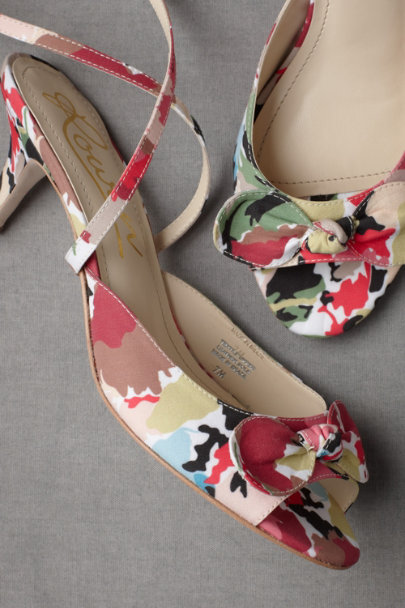 View larger image of Sun-Warmed Silk Heels