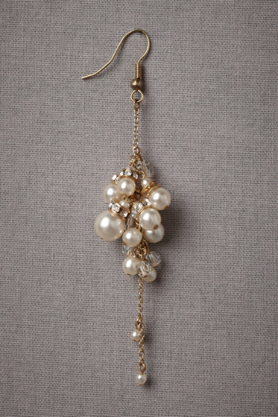 Debra Moreland pearl Dawn's Harvest Earrings | BHLDN