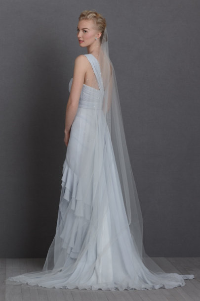 dove Crashing Waves Gown | BHLDN
