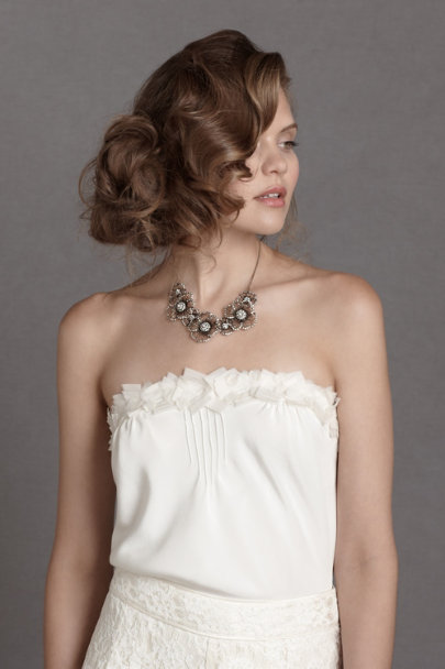 buttercream Spindrift Top | BHLDN