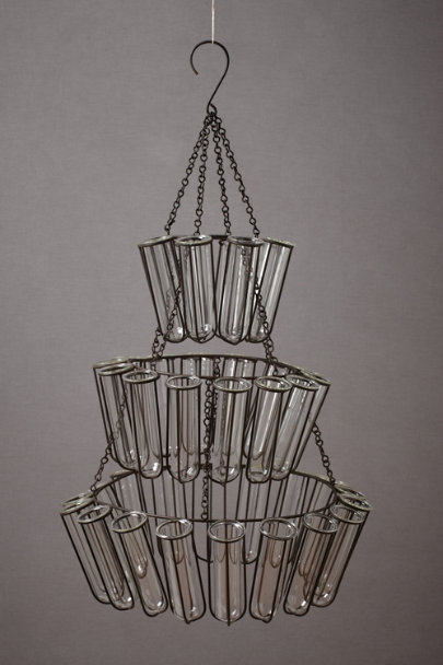 clear Cascade Chandelier | BHLDN