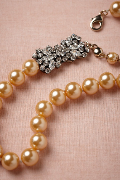 Radà pearl Voyage Of Light Necklace | BHLDN