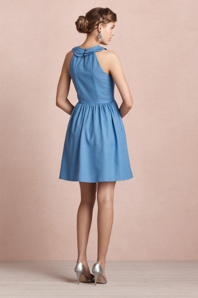 cornflower blue Promenade Dress | BHLDN