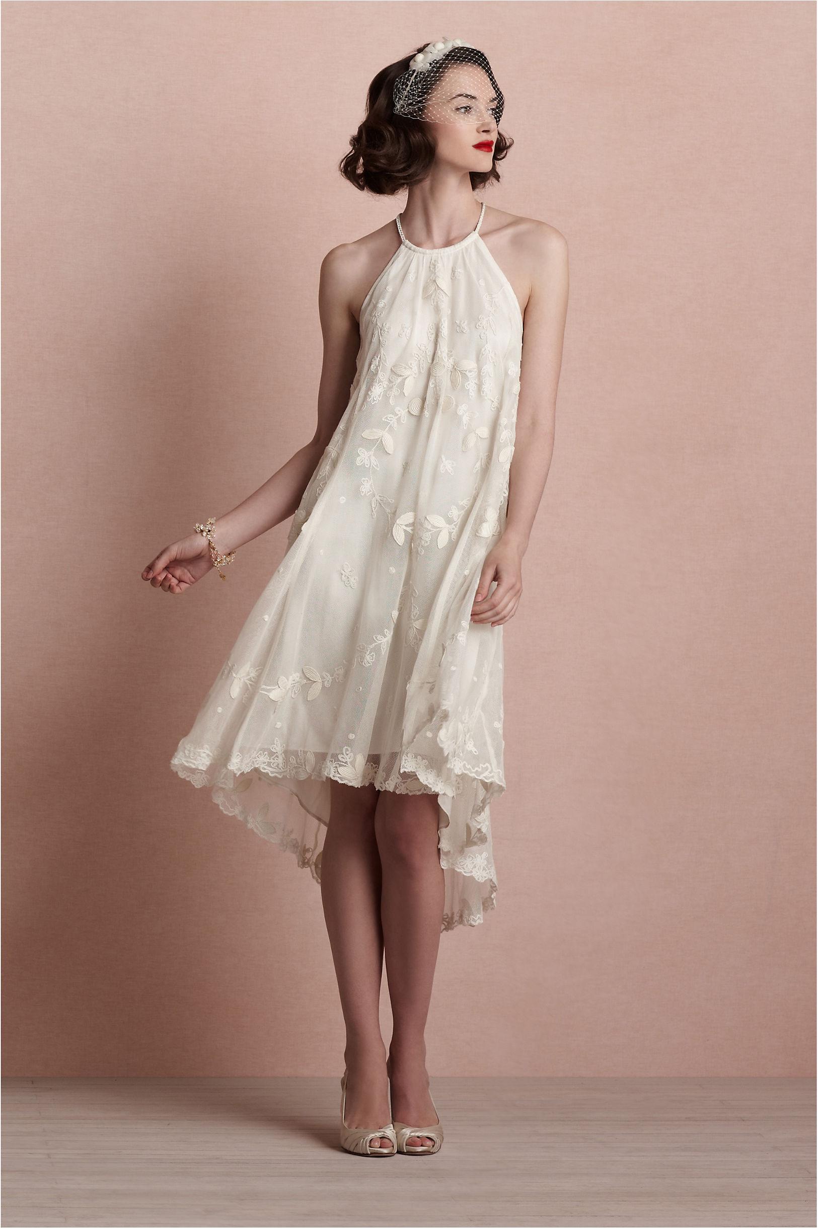 Kauai Dress in Bride | BHLDN