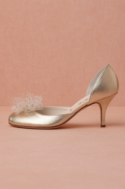 gold Nebulae d'Orsays | BHLDN