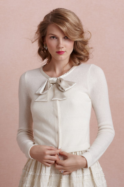 snow Colony Club Cardigan | BHLDN