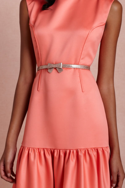 rose gold Band-Of-Bright Belt | BHLDN