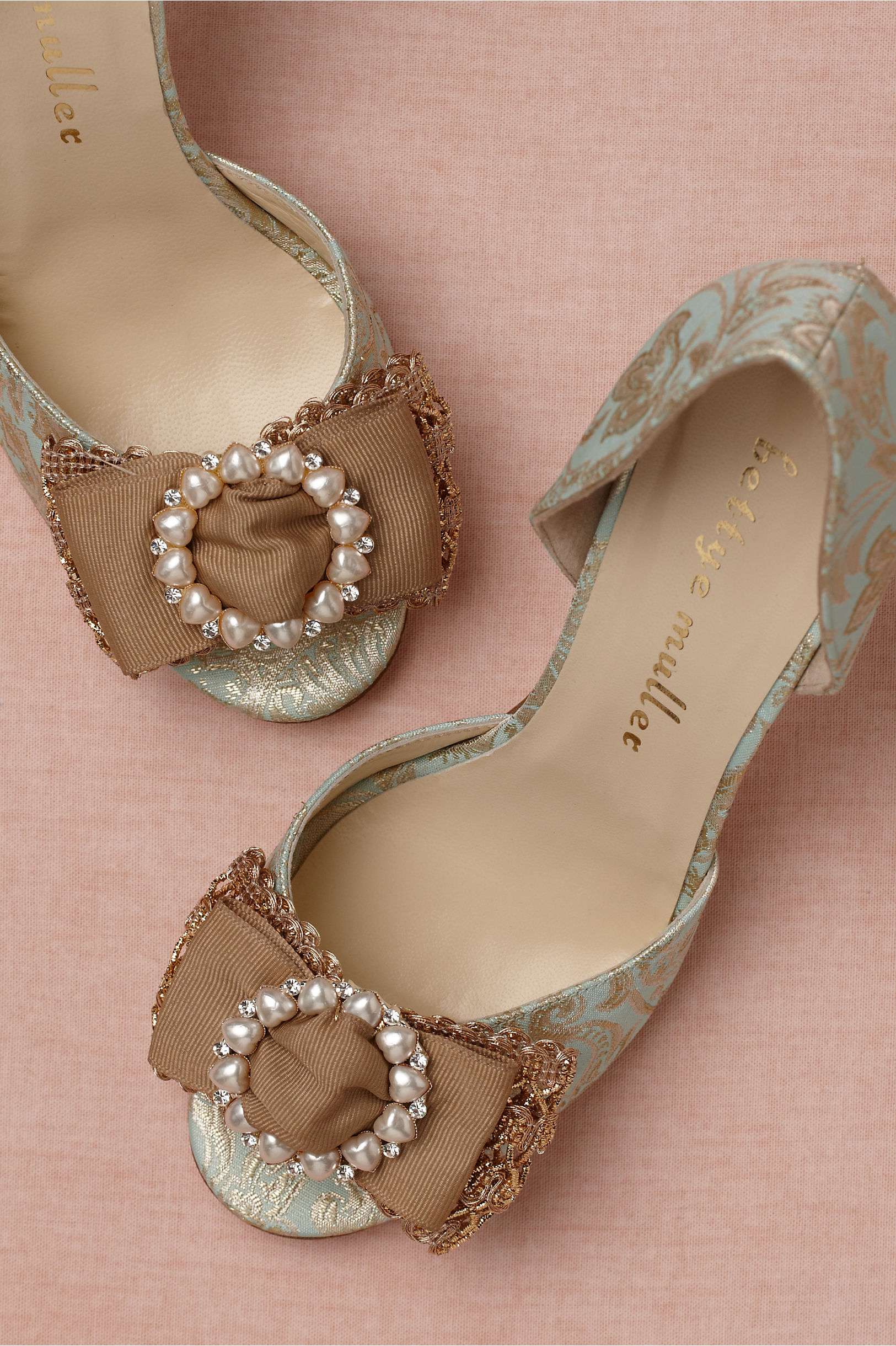 Broccato dorsays in shoes accessories bhldn sky blue broccato dorsays bhldn junglespirit Image collections