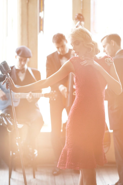 red Cinnabar Dress | BHLDN