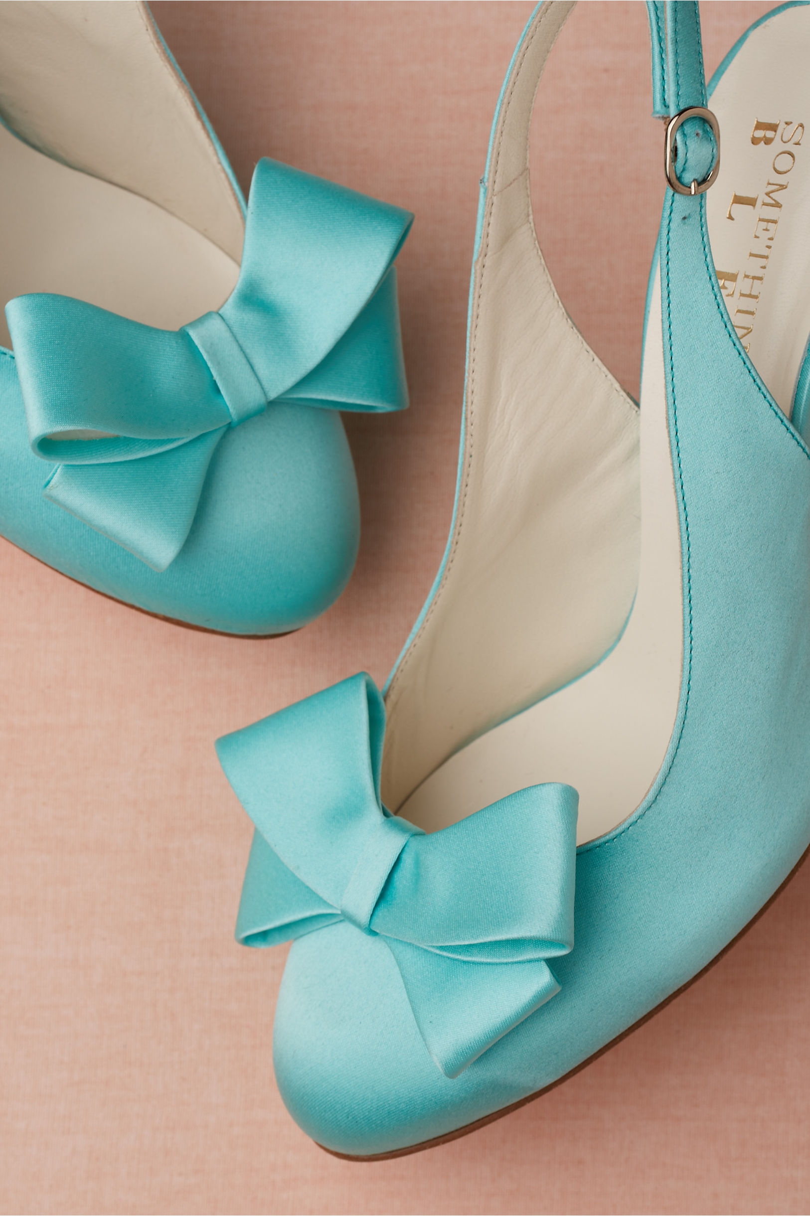 Bow-Topped Slingbacks in Sale | BHLDN