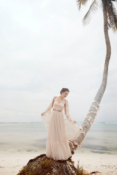 rose Niceties Dress | BHLDN