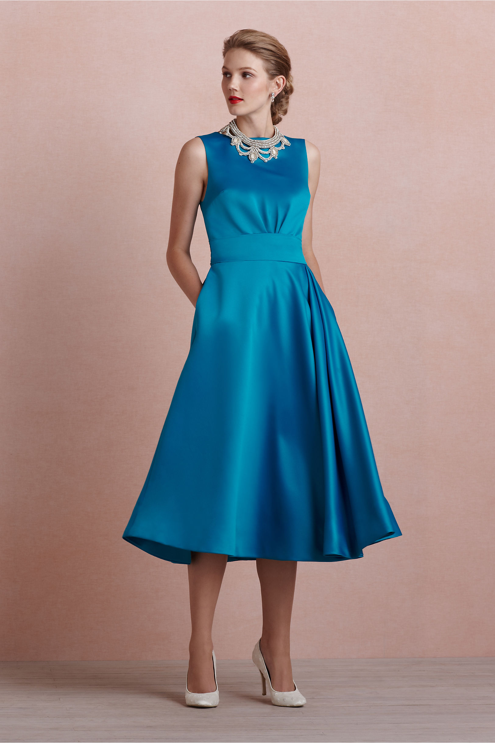 Syncopated Swing Dress in Sale | BHLDN