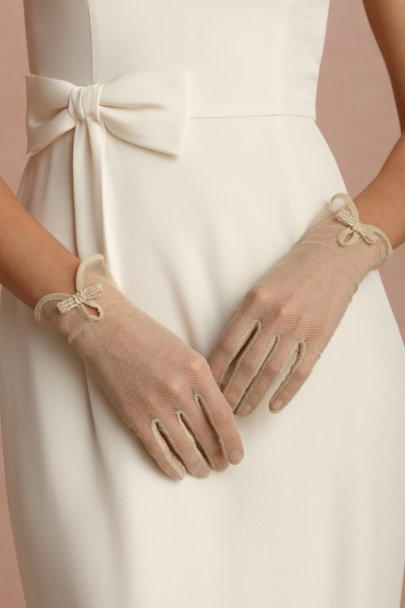 gold Halcyon Gloves | BHLDN
