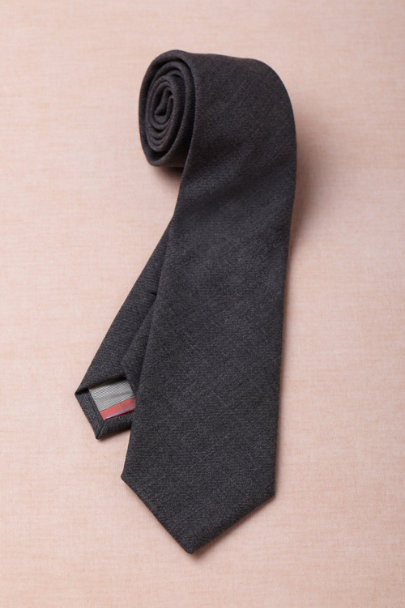 grey motif Master Tailor Necktie | BHLDN