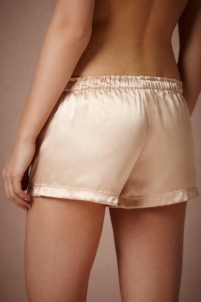 Blush Amaranth Shorts | BHLDN