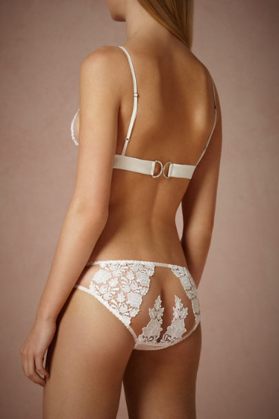 Ivory Maid of Orleans Knickers | BHLDN