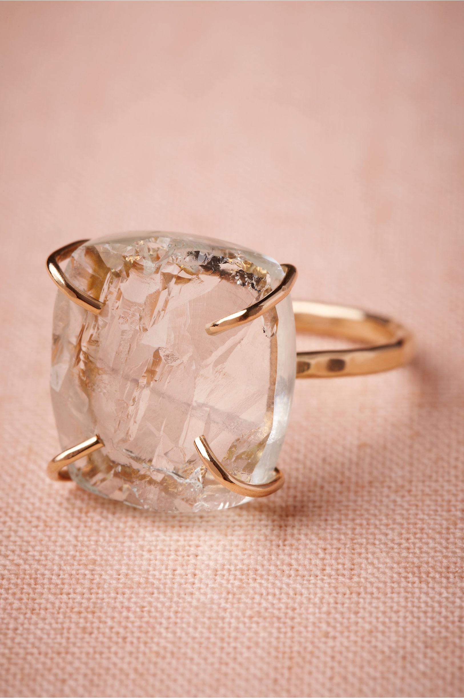 Slice of Sky Ring in Bride | BHLDN
