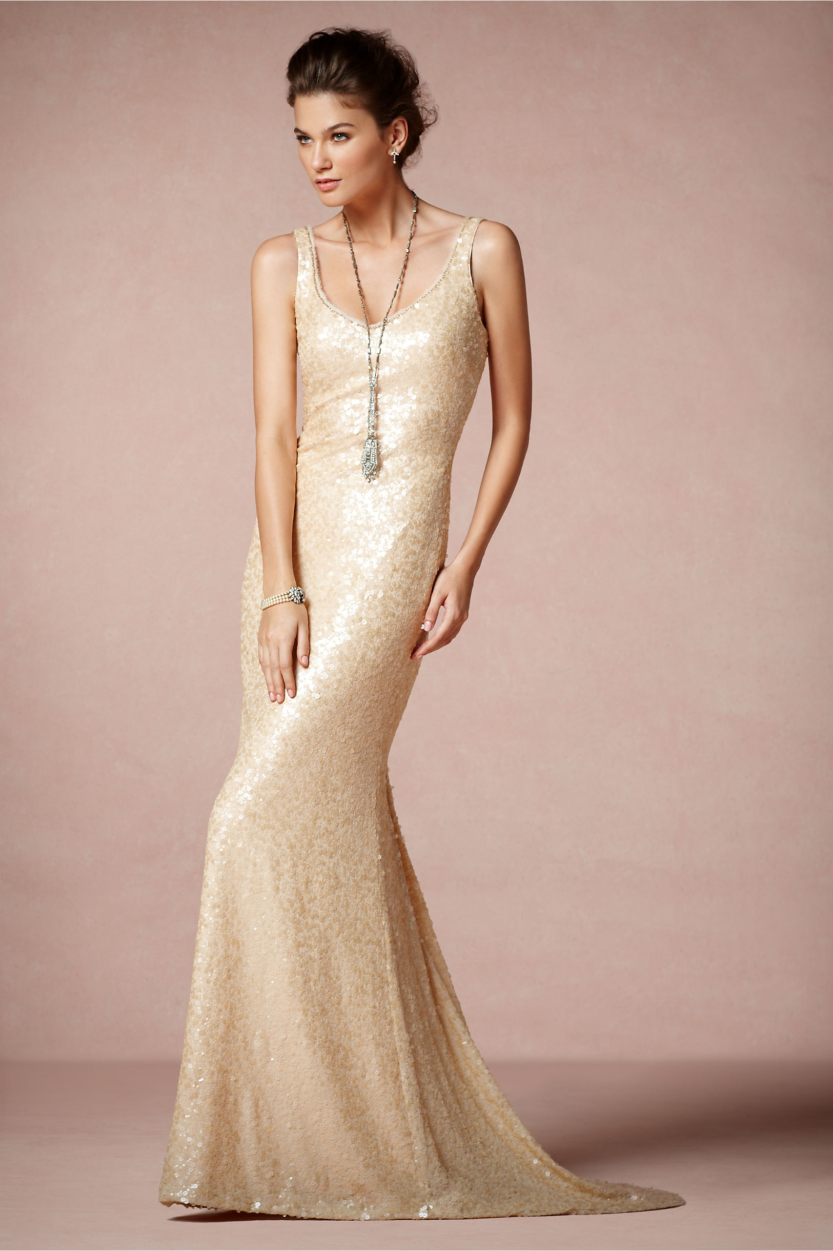 Cyprium Gown in Bride | BHLDN