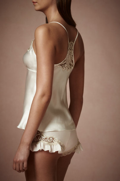 Ivory Spindrift Camisole | BHLDN