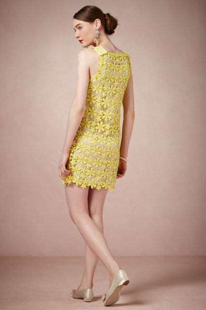 Yellow Marguerite Shift | BHLDN