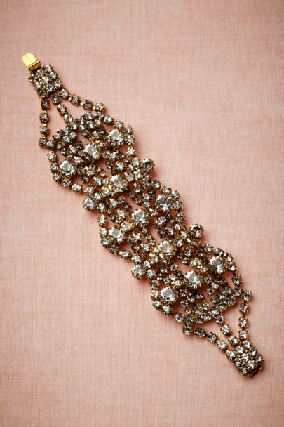 Jennifer Behr gold Royal Lineage Bracelet | BHLDN