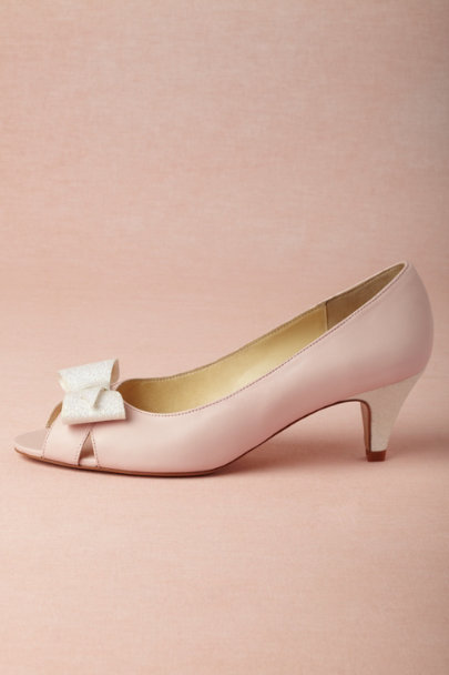 rose Rosebright Peep Toes | BHLDN