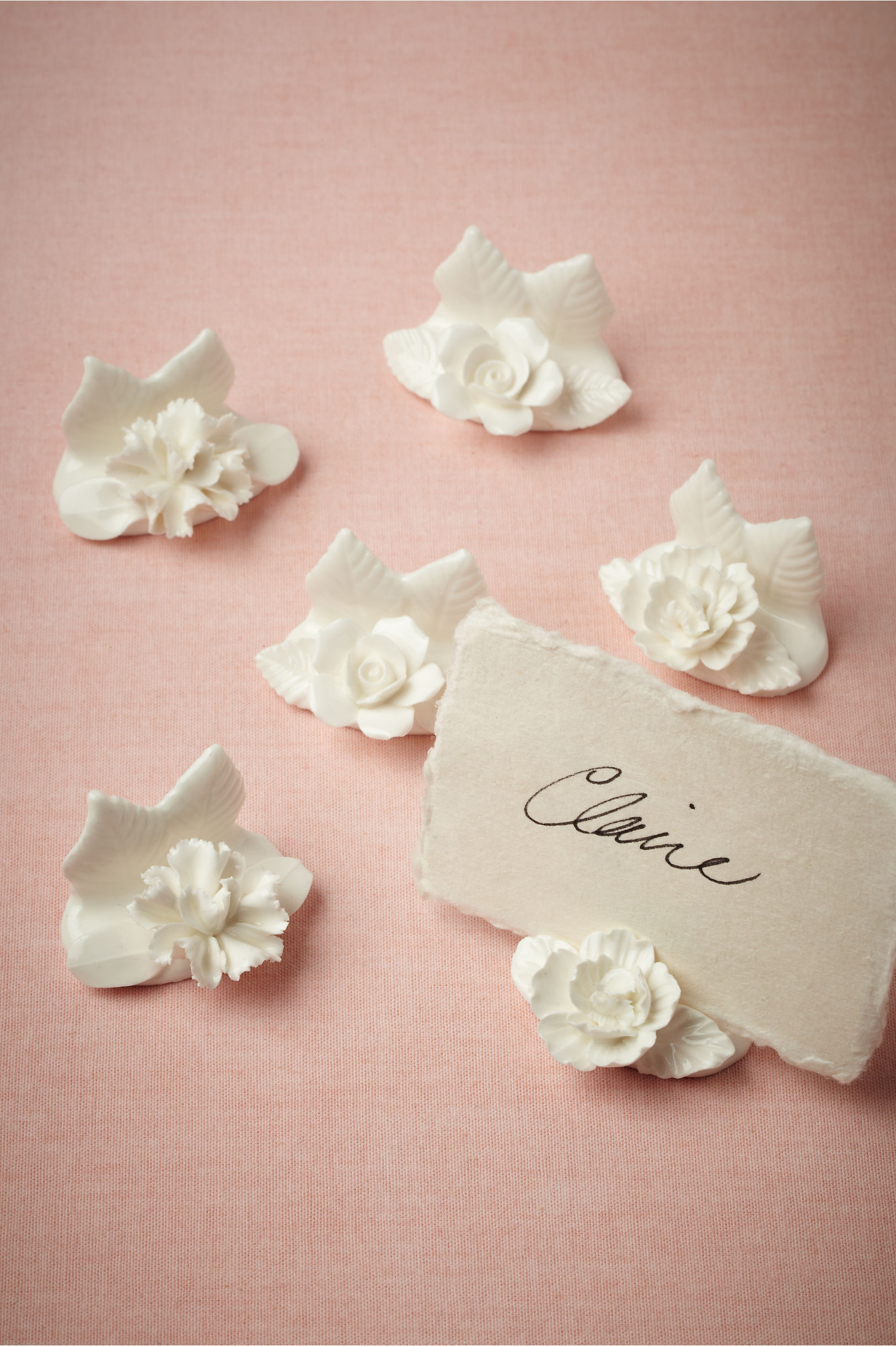 Wildbloom Place Card Holders (6) in New   BHLDN